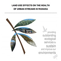 Land Use Effects on Urban Streams